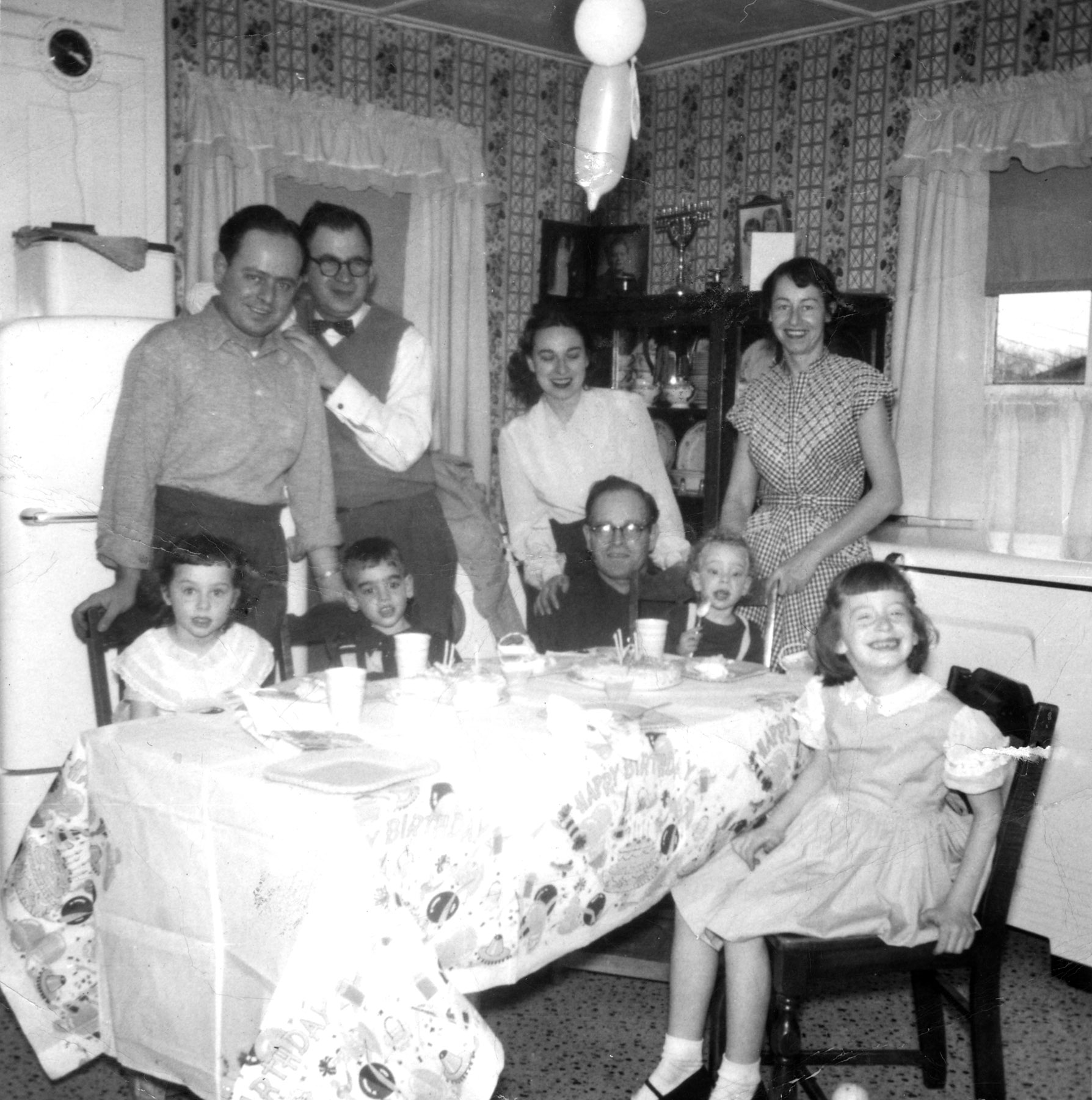 1954 Thorners Birthday Party