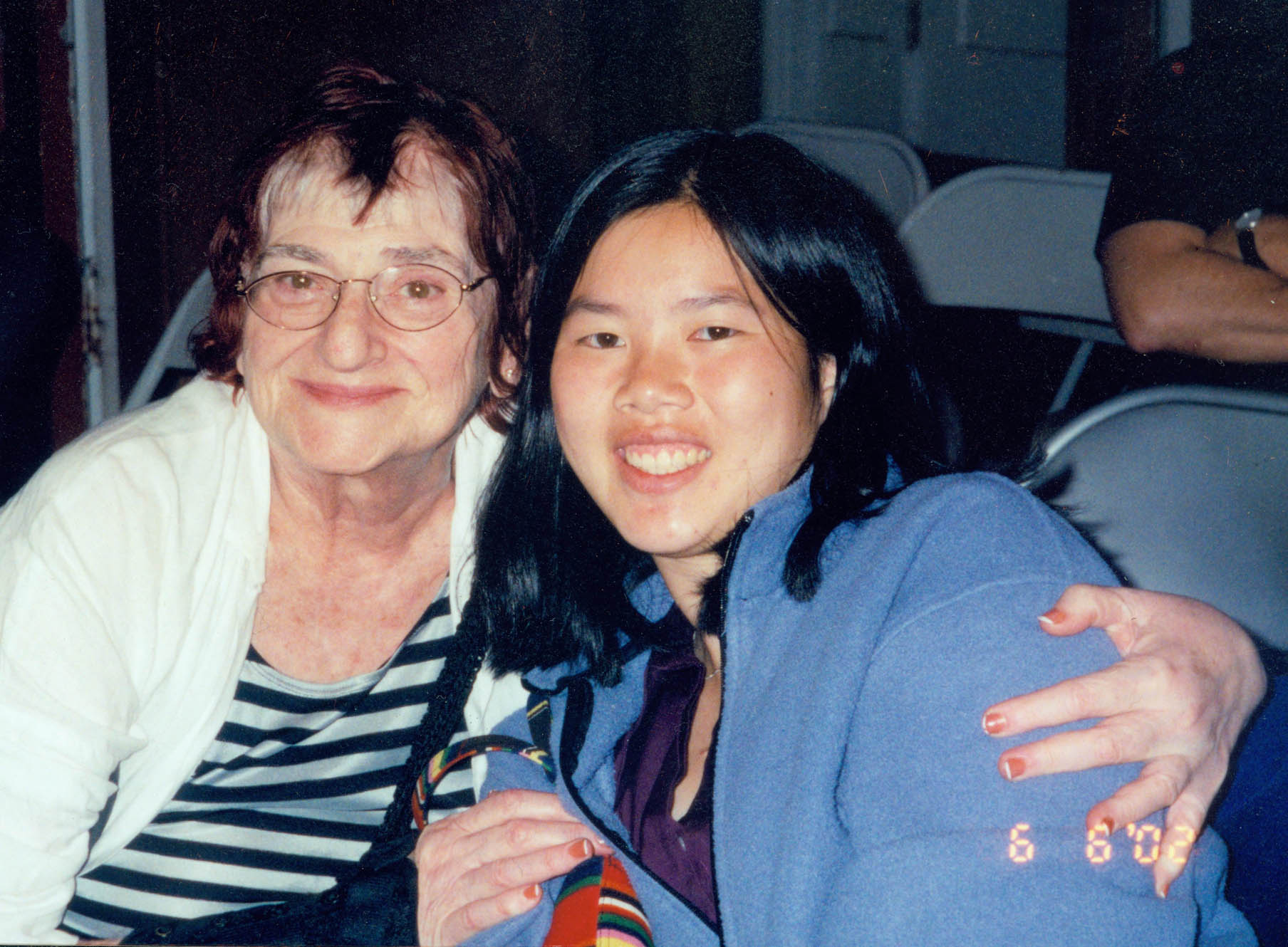 Milly and Christine Chu